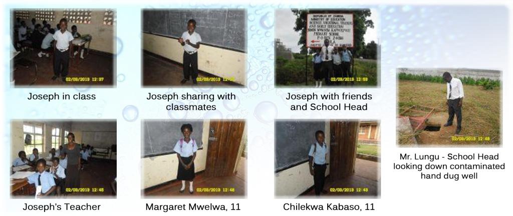 Simon Mwansa Kapwepwe School Zambia Africa